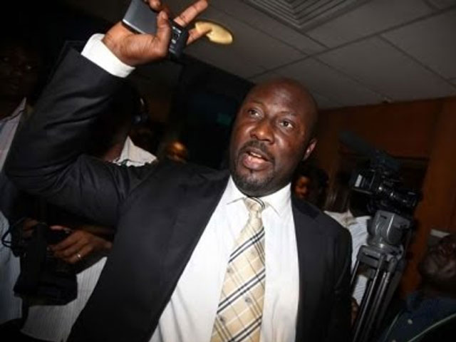 June 12: Dino Melaye backtracks, says Buhari's decision on Abiola long overdue