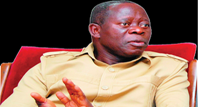 Jonathan's minister stole $6bn oil fund –Oshiomhole