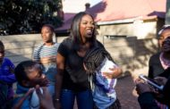Tiwa Savage visits victims of child trafficking in South Africa