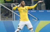 Neymar breaks Olympic world record