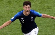 Pavard goal voted best of World Cup