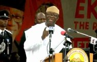 Fayemi sworn in as Ekiti Governor