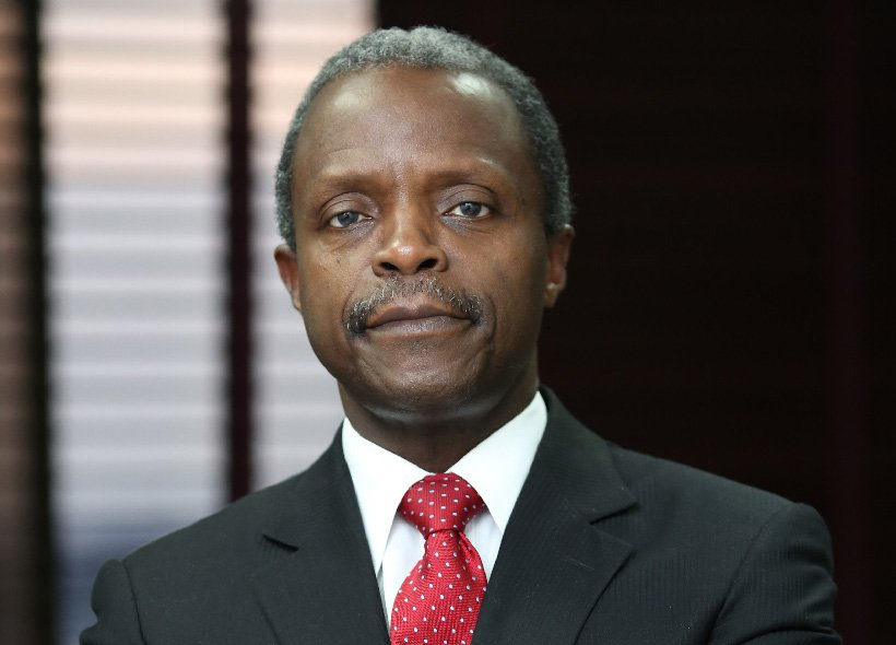 Osinbajo escapes death as chopper makes emergency landing