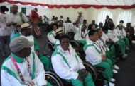 Nigerian Paralympians leave for Rio Thursday
