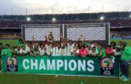 WATCH: Super Falcons shock Cameroon to win 8th African Women's title