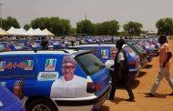 Kebbi APC members donate 124 vehicles to Buhari's  2019 election campaign