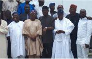 Tinubu, Akande meet Ekiti APC aspirants in Abuja
