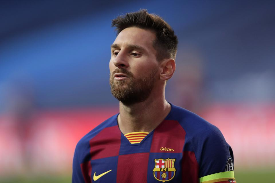 Arsenal Missed Signing Messi Due to Work Permit'