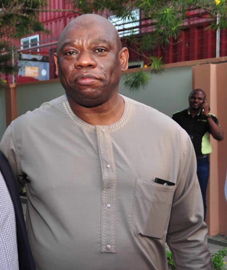 Kola Abiola denies eyeing Buhari's job