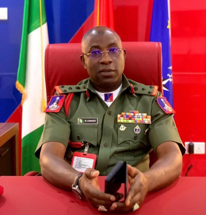 Army General Hassan Ahmed murdered in Abuja,